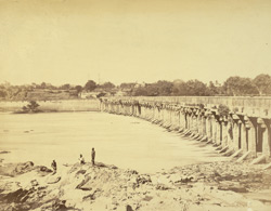 Cauvery Bridge [Wellesley] at Seringapatam.